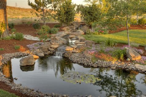 pictures of backyard waterfalls and streams 50 pictures of backyard garden waterfalls ideas designs