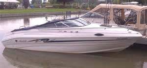 1997 227 cuddy cabin boat w trailer for sale in the