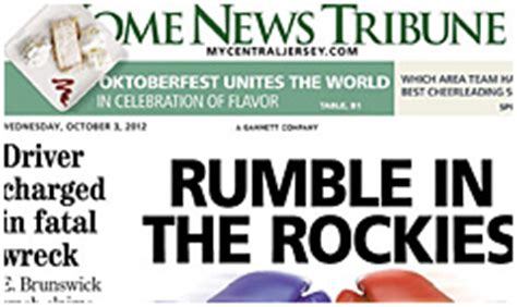 east brunswick home news tribune newspaper subscription