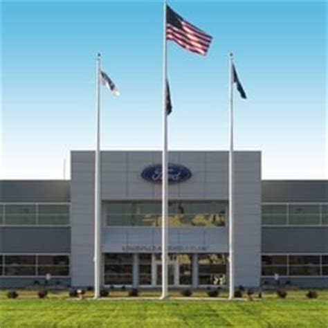 ford assembly plant louisville ky ford motor company louisville assembly plant