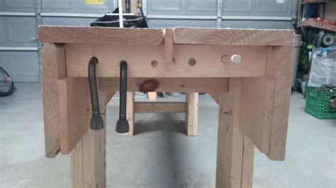 my first work bench my first workbench 183 woodnerd