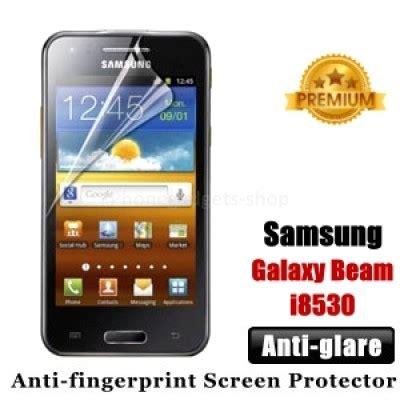 premium matte samsung galaxy beam i8530 screen protector