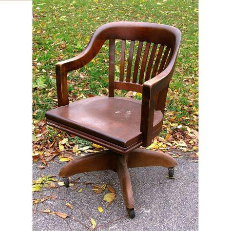 my 1949 gunlocke office chair our home