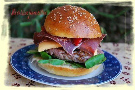 recette cuisine chef recette hamburger top chef