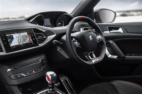 peugeot 308 gti interior new peugeot 308 gti by peugeot sport discover the