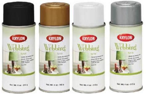 Krylon Spray Paint Colors - rsa krylon webbing spray