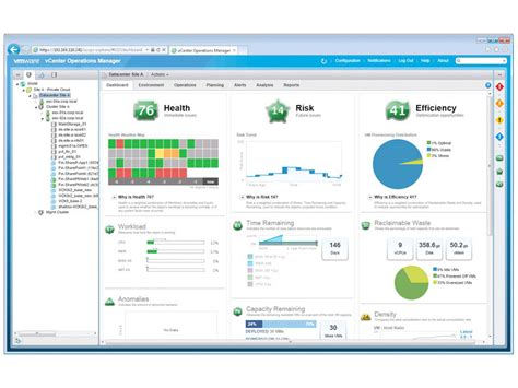 Vmware Vsphere With Operations Management Enterprise Plus Production S vrealize operations features it operations management