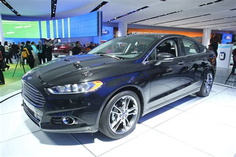 Ford Fusion 2014 by Topautomag 2014 Ford Fusion