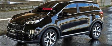 2016 kia sportage official pictures surface online the