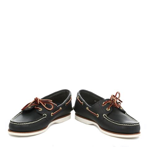 timberland classic boat shoes blue timberland mens classic boat shoes navy blue or brown