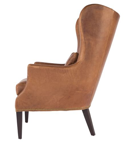 modern wingback chair clinton modern wingback chair rejuvenation