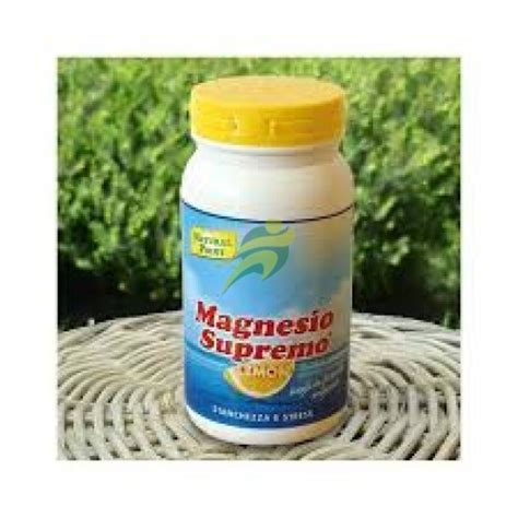 magnesio supremo ingredienti point magnesio supremo 150g gusto lemon