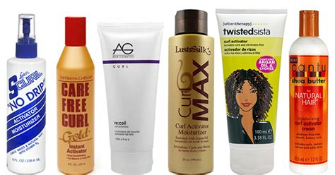 best curl activator for hair 10 curl activators that won t dry you out