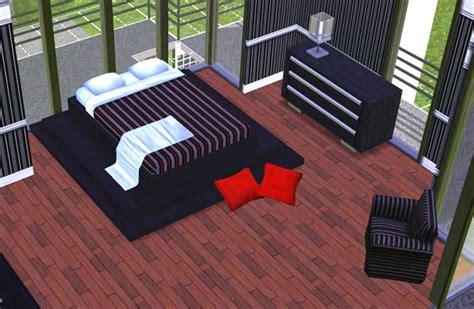 chambre sims 3 interieur maison moderne sims 3