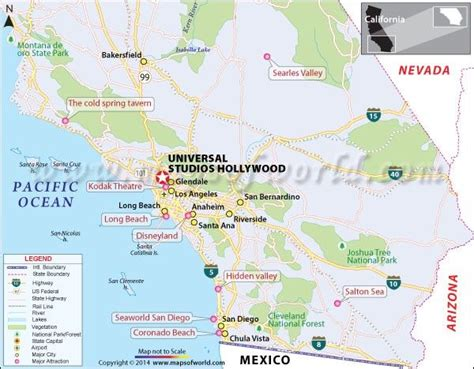 best hollywood star locations universal studios hollywood california map facts