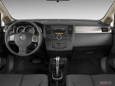 nissan tiida interior 2009 2009 nissan versa interior u s news world report