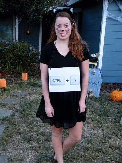 minute diy halloween costume ideas  tech geeks