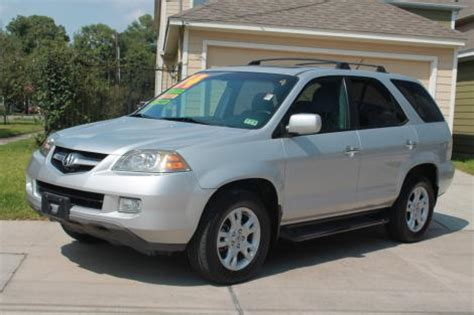 2004 acura mdx for sale by owner 2004 acura mdx touring for sale in houston tx 14000