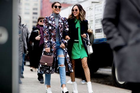 Ny Fashion Week by Style From New York Fashion Week Fall Winter 2017