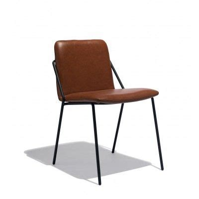 Industry West Chairs by Industry West Sling Chair Leather A Seat