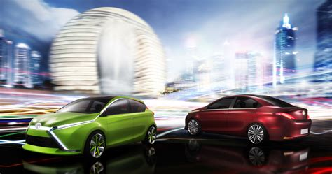 Toyota Hybrid X Concept Hits The Showroom by 20140913 Toyota 超大yaris玩超大 迷人的歐洲 Vincent的攝影世界