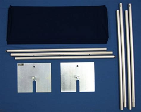 portable pipe and drape onlineeei premier portable pipe and drape backdrop kit 8ft