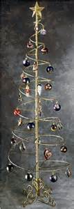 1000 images about spiral wire ornament tree on pinterest