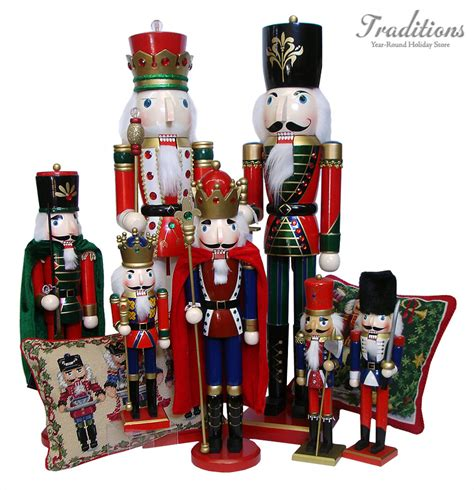 nutcracker ornaments and decor for the nutcracker suite