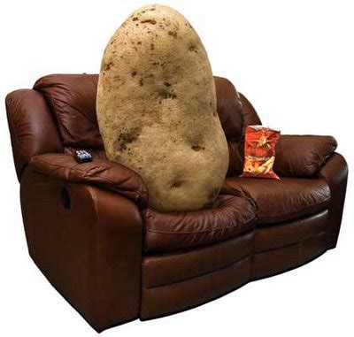 Couch Potato Trusted Health Products Natural Health News