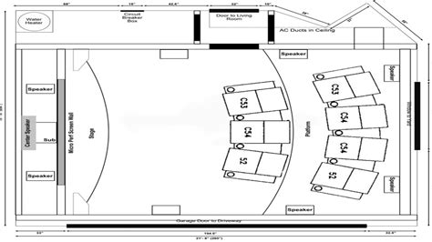 theater home theatre seating home theater seating layout