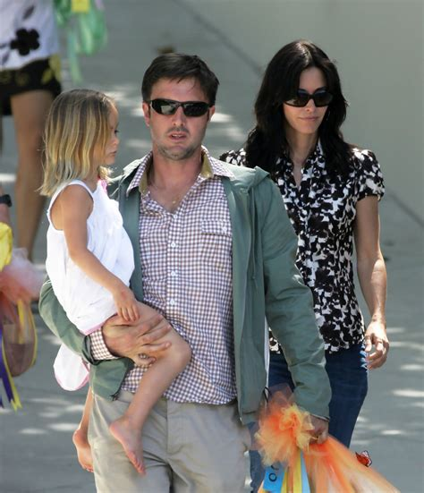 David Arquette Confirms Up Anistons Marriage Mound by David Arquette Coco Arquette Photos Cox