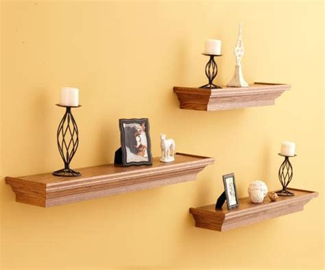 floating wall shelves woodworking plan
