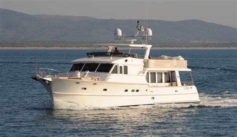 grand banks yachts 76 aleutian rp yacht by grand banks yachts yacht charter