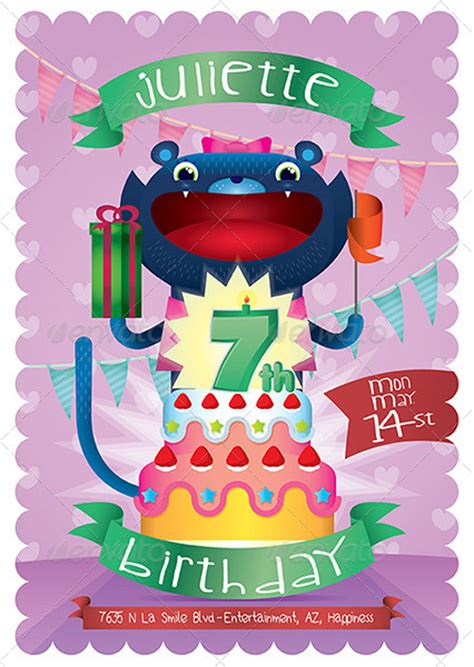 15 Birthday Card Template by 15 Intimate Birthday Greetings Card Templates