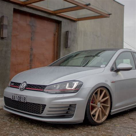 volkswagen golf custom custom 2017 volkswagen golf gti images mods photos