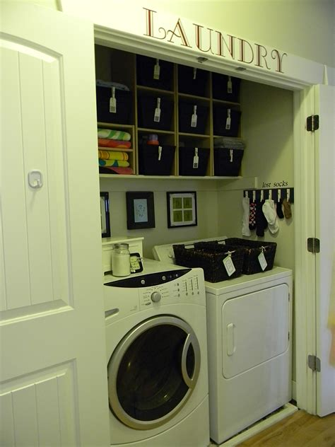 Laundry Room Revisited Organize And Decorate Everything Decorating Laundry Room