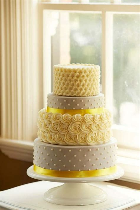Wedding Cake Yellow by Wedding Cake Colors Mellow Yellow Marrying Later In