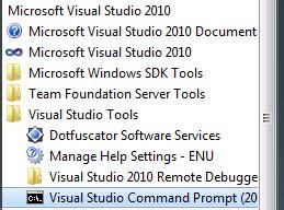 Visual Studio 2010 Reset Settings Command | change class template in visual studio 2010 locktar s blog