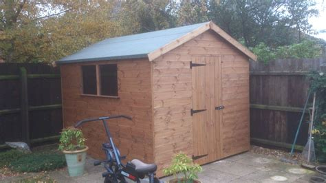 Sheds In Leicester by D B Fencing Sheds 100 Feedback Fencer Garage Shed Builder Demolition Contractor In