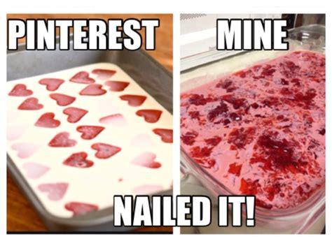 valentines day fails fail jello hearts fail