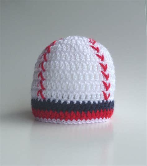 baseball cap crochet pattern baseball hat baseball crochet