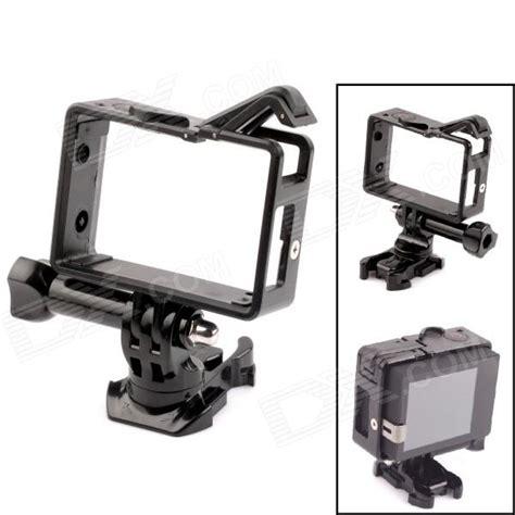 Frame Gopro 4 pannovo g 484 360 degree rotary plastic frame mount for