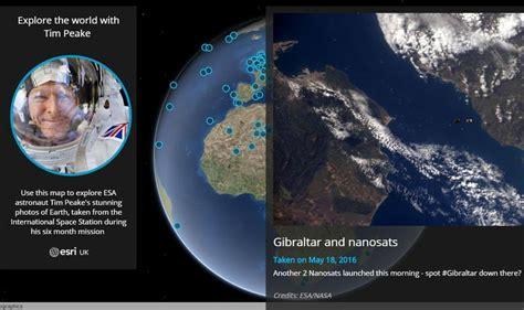 imagenes sorprendentes de la tierra desde el espacio mapa interactivo para ver la tierra desde el espacio