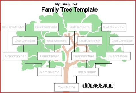 customizable family tree template where can you find a family tree template custom essay