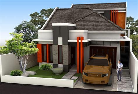 wooow ini gambar rumah minimalis satu lantai cantik nan elegan rumah minimalis nya