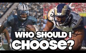 Madden 15 Connected Careers Safety Madden 15 Connected Careers Of The Year My Qb Vs