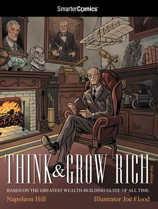 Think Grow Rich From Smartercomics think grow rich from smartercomics by napoleon hill reviews discussion bookclubs lists