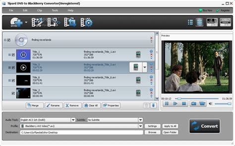 format audio blackberry tipard blackberry converter suite download