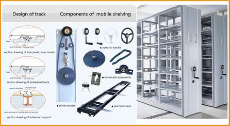 Servis Mobile File Compactus steel archives mobile shelving metal movable compact