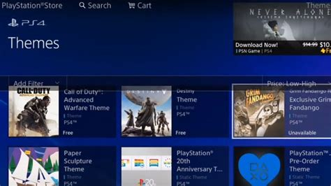 do ps4 themes move how do you change your ps4 theme simple steps
